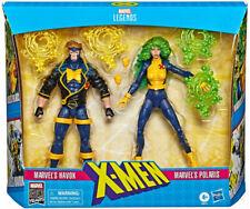 Marvel Legends X-Men Havok & Polaris 80th Anniversary 2 Pack