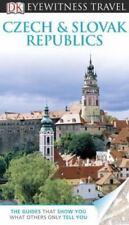DK Eyewitness Travel Guide: Czech and Slovak Republics-ExLibrary