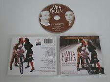 LA VITA E BELLA/COLONNA SONORA/NICOLA PIOVANI(VIRGIN 7243 8 49090 2 4) CD ALBUM