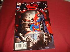 SUPERMAN / BATMAN #39   (2003-2011 series) NM