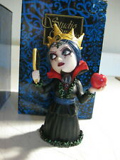 CosPlay Kids Evil Queen Figurine Statue Hand Painted Poly Stone