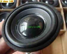 """2pcs 2"""" inch 8Ohm 14W Full-range speakers Loudspeaker Neodymium Bluetooth audio"""