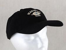Seattle Mariners Press Box Suite Baseball Hat Cap Black Corduroy Type Fabric