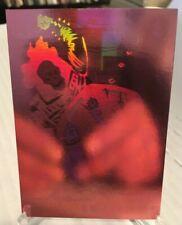 1992 Marvel Universe III Ghost Rider #H-5 Hologram Marvel Comic Insert Card NM