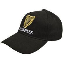 Guinness Beer Cappello Baseball con Visiera Cappellino Nero PS 04497 88e5f0692d7d