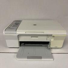 HP Deskjet F4280 All-In-One Inkjet Printer, Scanner, Copier, No Ink