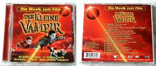 DER KLEINE VAMPIR Die Original-Musik zum Film - A-Teens, Loona,... 2000 CD TOP
