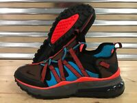 Nike Air Max 270 Bowfin Shoes Dark Russet Black Blue Crimson SZ ( AJ7200-200 )