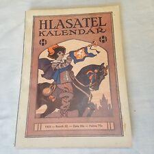 Kalendar Hlasatel - Na Obycejny Rok - 1959, Rocnik 62