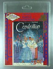 """ANCIEN PUZZLE MAGNETIQUE """"CENDRILLON"""" / NEUF SOUS BLISTER / DISNEY"""