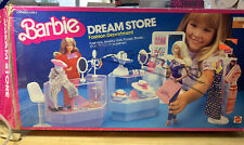 BOX FOR VINTAGE Barbie Dream Store Fashion Department1982. BOX ONLY.  SOME TAPE