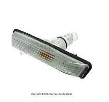 BMW e36 e53 Side Light Marker white lens amber bulb passenger side front oem
