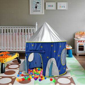3 in 1 Up Castle Play Tent Playhouse Baby Tent Ball Pool Children's Tent with