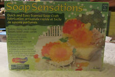 Nib Soap Sensations By Craft House Makes 4 Soaps On A Rope No.00822