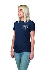 Gildan Crew Neck Short Sleeve Navy T-Shirt Cotton Unisex Casual SSAFA S-XXL