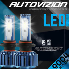 9004 6000K 488W 48800LM Dual-Sides LED Headlight Kit Low Beam Bulbs High Power