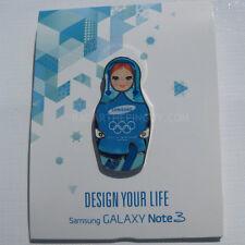 2014 Sochi Winter Olympic Samsung Babushka Pin