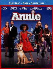 Annie /DVD, 2015, with black case