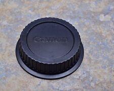 Canon Dust Cap E EOS EF EF-S Rear Lens Cap 18-55 55-250 75-300 (#1557)