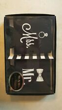 Mr and Mrs WEDDING KOOZIE SET - BRAND NEW - BEST PRICE ON ebay!! 😀