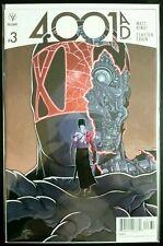 4001 AD #3 Cover C (VALIANT Comics) Comic Book NM