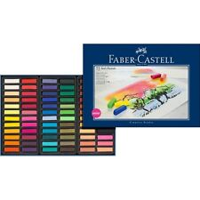 #128272 Faber Castell Box of 72 Mini Soft Pastel Crayons Studio Quality Artists