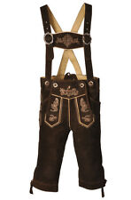 German Children's Lederhosen Kniebundhose Knickers size 6-14
