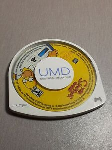 Simpsons Game (Sony PSP, 2007) UMD Only! Tested