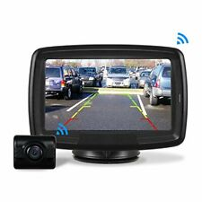 AUTO-VOX TD-2 Digital Wireless Reversing Camera IP68 Waterproof Backup Camera