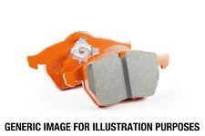EBC Brakes DP9002 EBC Orangestuff 9000 Series Race Brake Pads Fits Esprit Virage