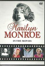 MARILYN MONROE IN THE MOVIES DVD