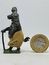 Britains hollow-cast lead Cococub figure - Peter Pum Poodle (Large size)
