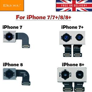Genuine Back Rear Camera Main Lens Flex Cable Camera For iPhone 7/7Plus/8/8 Plus
