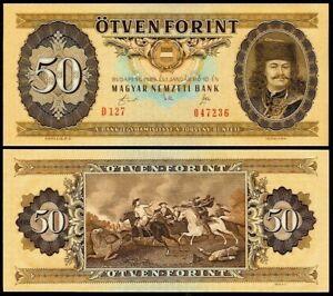 HUNGARY 100 FORINT 1989 P 171 XF//AU