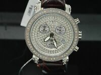Ladies Joe Rodeo JoJo IceTime Classic Look JPA2 Passion Diamond Watch 0.60 CT.