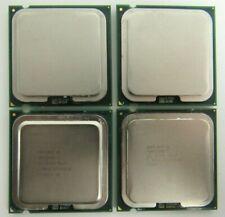 LOT of 4 Intel Pentium 4 631 SL9KG 3GHz FSB 2MB L2 LGA775 Processor B-17