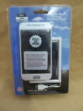 New ReVive Solar ReStore BST Portable Charger Various Mobile Device Batteries 2x