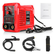 New Listing110v 225 Amp Mini Igbt Arc Welding Machine Inverter Dc Mma Electric Welder Stick