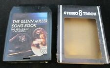 The Glenn Miller Song Book by The Broadway Orchestra 8-Track Tape cartridge