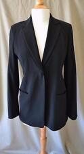 Donna Karan Black Classic Jacket Size 6