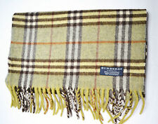 Burberry 100% Cashmere Scarves for Men