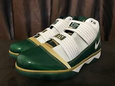 NIKE LEBRON 3 - SOLDIERS- SVSM HS PE - RARE SIZE 11 - LIMITED