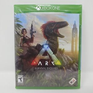 Ark: Survival Evolved (Xbox One, 2017)