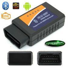 ELM 327 OBD2 BLUETOOTH INTERFACCIA DIAGNOSI AUTO OBDII CAN BUS ANDROID TORQUE