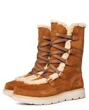 NEW Timberland Women's   Kenniston Muk Tall Winter Boot Wheat Size 7M