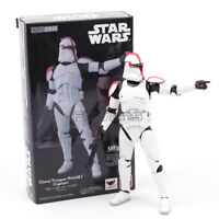 S.H.Figuarts SHF STAR WARS Clone Trooper PHASE I Captain Action Figures