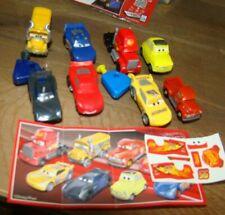 Ü Ei Disney Pixar - Cars Russland SE251 - SE257 mit 1 BPZ