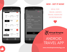 Android Travel App Business - Passive Income