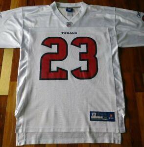 Reebok Authentic NFL On Field Jersey Houston Texans Arian Foster Men' White sz M