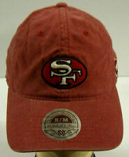 NFL San Francisco 49ers 1946 Mitchell and Ness Over Dyed Flex Slouch Cap Hat M&N